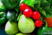 الخضروات النظيفة تحمي القلب