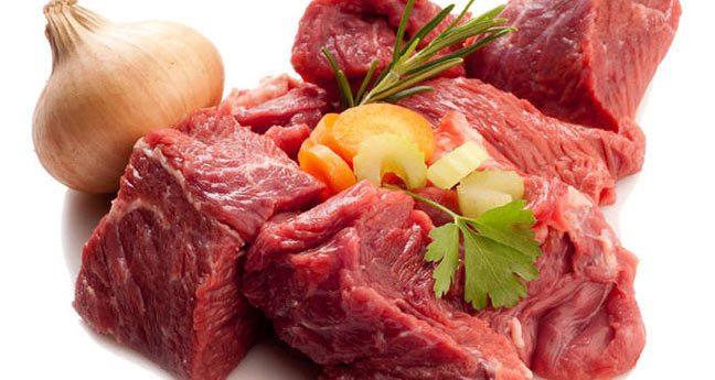 اللحم