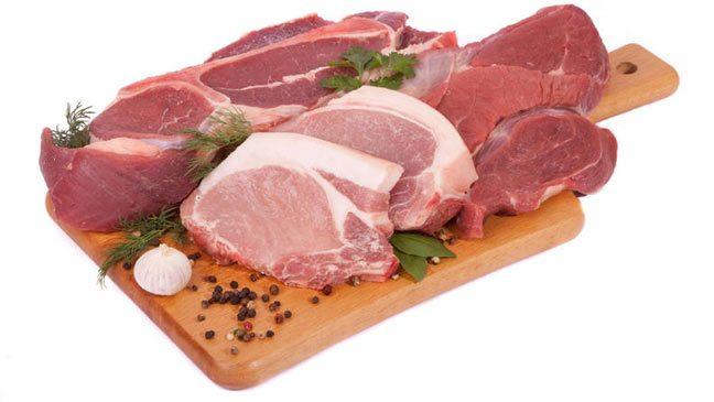 اللحوم العضوية ترمم الجسم