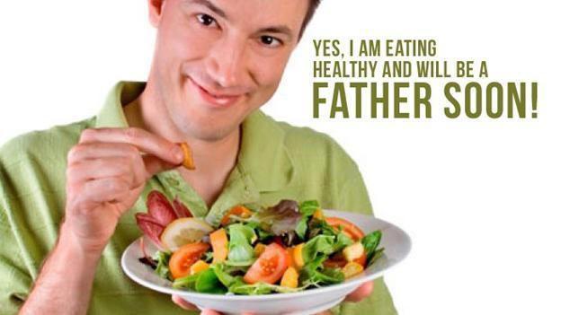 التغذية الغنية بالخضار والفاكهة والرياضة اليومية والامتناع عن التدخين تحافظ على مقدرة الرجال على الإنجاب