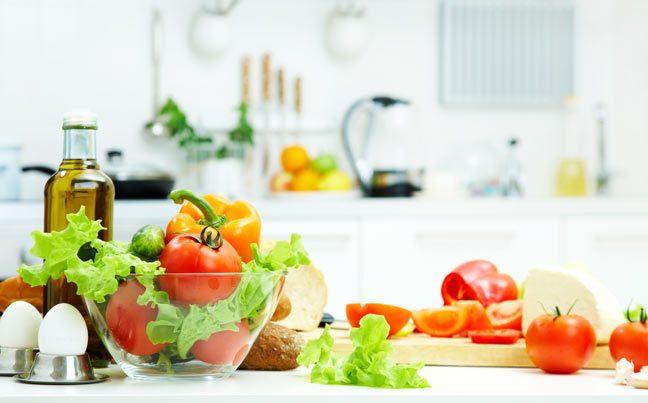 كيف تمرن عقلك على تناول الطعام الصحي؟