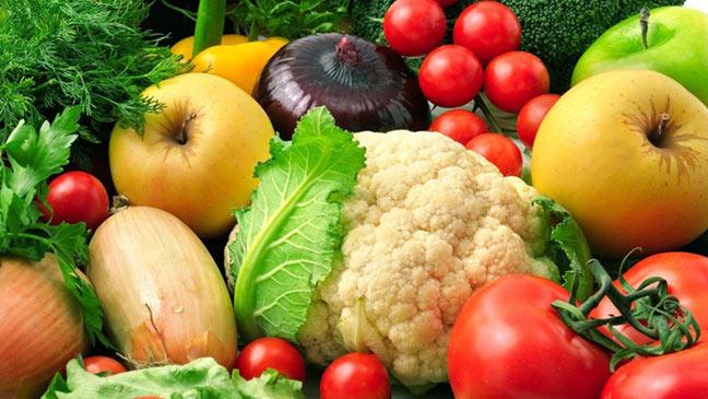 الفواكه والخضروات الملوثة بالمبيدات تؤثر في نوعية الحيوانات المنوية