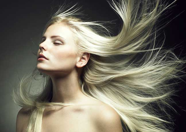 إمنحي شعرك القوة مع اكليل الجبل