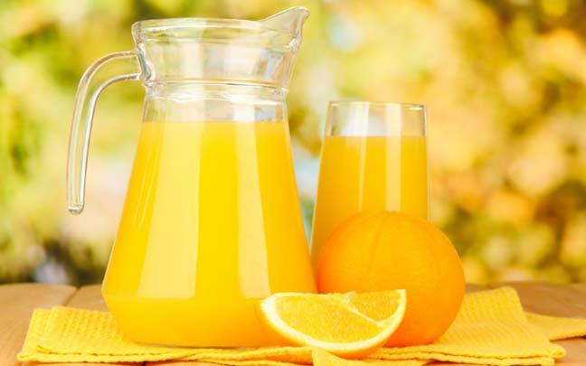 عصير البرتقال يحسن الذاكرة