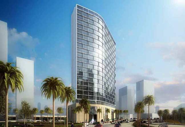 افتتاح أول فندق عامل بالطاقة الشمسية في الإمارات العربية