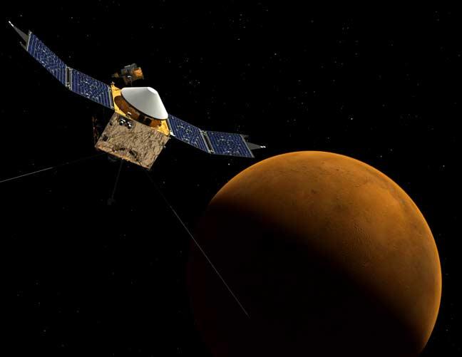 رواد الفضاء قد يصابون بالجنون في طريقهم الى المريخ