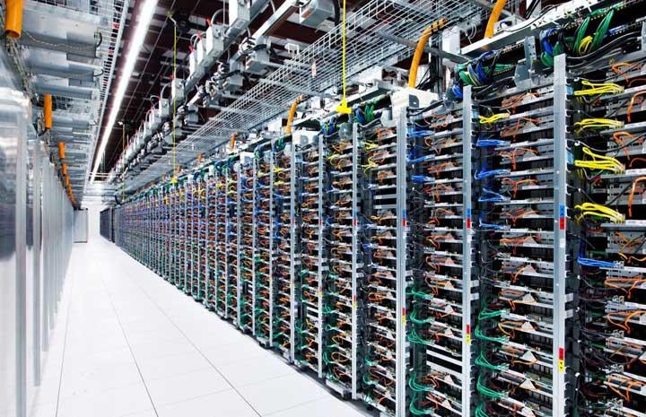 أين تخزن شركة غوغل بيانات المستخدمين
