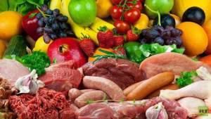 """مواد غذائية محتوية على فيتامين """"A"""""""