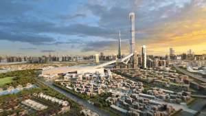 دبي تنوي بناء أطول منحدر تزلج جليدي داخلي في العالم وتحطيم 5 أرقام قياسية
