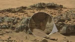 مركبة ناسا تلتقط صورة سرطان فضائي على الكوكب الأحمر