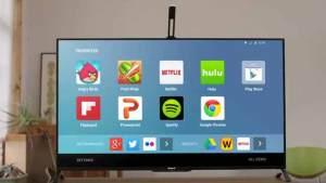 كيف يمكن تحويل جهاز التلفزيون إلى حاسوب لوحي