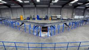 فيسبوك تصنع طائرة بدون طيار لتوصيل الإنترنت للمناطق النائية