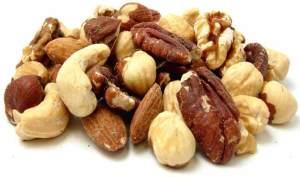 المكسرات تقلل خطر الإصابة بالسكري
