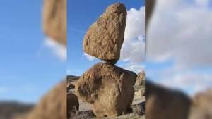 حل لغز الصخور الطائرة في كاليفورنيا