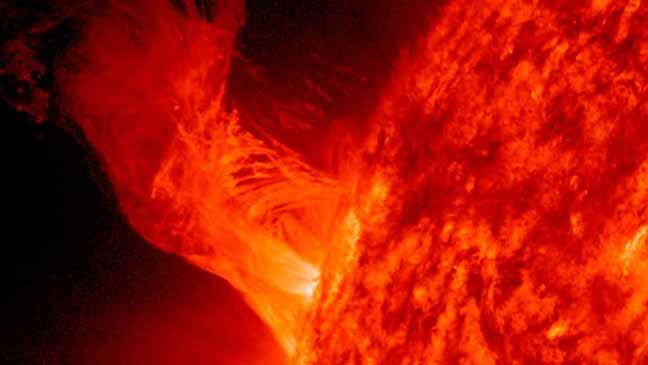 بحوث جديدة تكشف عدم وجود علاقة بين التغيرات المناخية والنشاط الشمسي