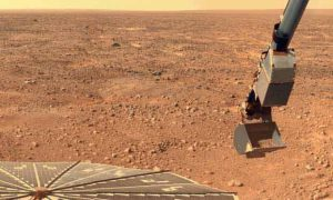 تربة المريخ عصية على التحليل