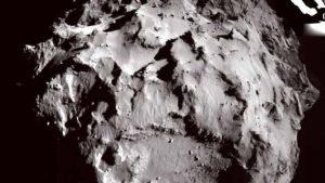 مسبار روزيتا يسجل تغيرات غريبة على سطح كويكب