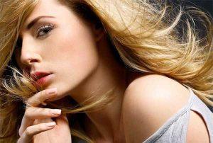 الشعر بارومتر الصحة