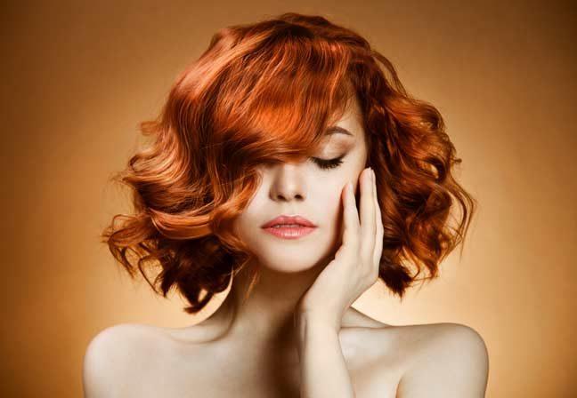 شخصيتك من تسريحة شعرك ولونه