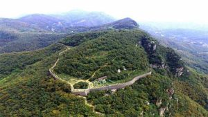 اكتشاف سور عظيم آخر بالصين