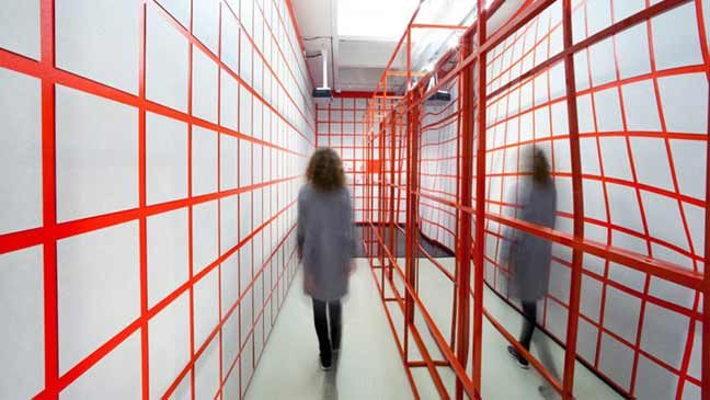 ورق حائط مضاد للتجسس