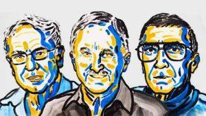 جائزة نوبل في الكيمياء تُمنح لثلاثة علماء اكتشفوا آليات الخلايا في إصلاح الـ DNA