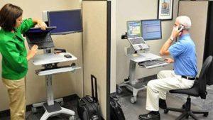 الأطباء يبتكرون وسيلة للمحافظة على صحة الذين يعملون جالسين