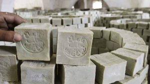 صابون حلب يصيب الفرنسيين بالذعر