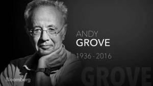 """وفاة أندي غروف """"الأب الروحي"""" لشركة إنتل"""