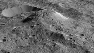 اكتشاف لغز هرم الكوكب سيريس