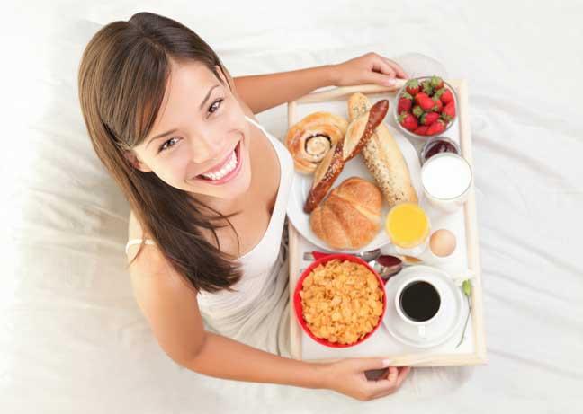 فقدان الوزن مرتبط بتوقيت تناول الوجبات