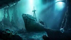 صور من الفضاء قد تساعد على البحث عن السفن الغريقة