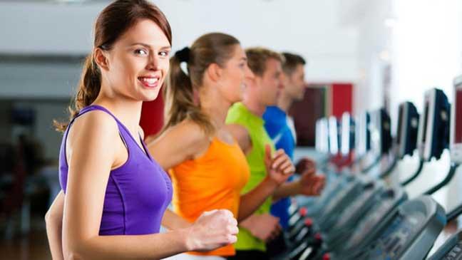 ممارسة الرياضة تكبح الالتهابات الباطنية