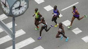 الجري المكثف يقاوم ترقق العظام
