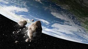 اقتراب كويكبين من الأرض