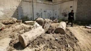 العثور في غزة على آثار تعود للعصر البيزنطي