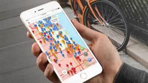 تطبيق جديد في لندن لتحديد الطرقات الآمنة من الجرائم