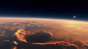 علماء يكشفون سر التلال العملاقة على سطح المريخ