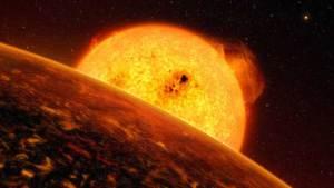 ثمة نجوم تدمر الأغلفة الجوية للكواكب القريبة منها