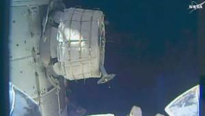 ناسا تواجه مشاكل في أول غرفة مطوية بتاريخ المحطة الفضائية