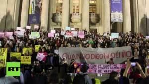 فيديو اغتصاب جماعي لقاصر يهز الرأي العام البرازيلي