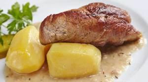 لا تتناول اللحم والبطاطس في نفس الوجبة