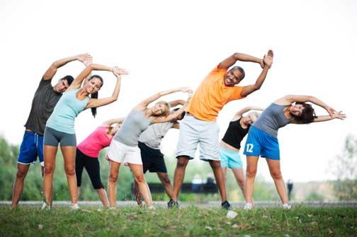 دقيقة رياضة واحدة تكفي لصحة جيدة