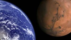 المريخ يقترب جداً من الأرض