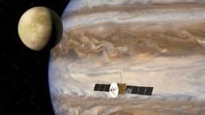 """بعثة مسبار """"جونو"""" إلى المشتري يمكن أن تكشف سر نشوء الكون"""