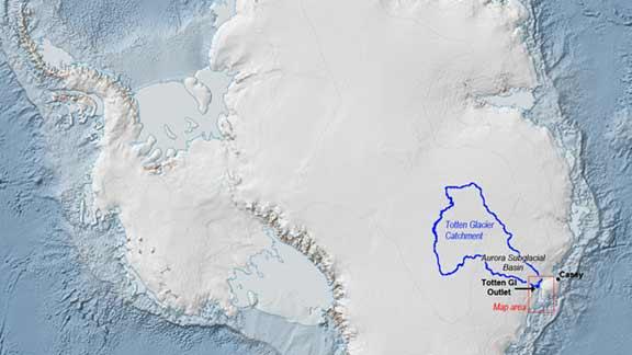 علماء: ارتفاع منسوب البحر لا رجعة فيه