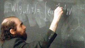 عبقري الرياضيات الروسي يحتفل باليوبيل