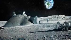 روسيا تنوي إنشاء قاعدة دائمة على سطح القمر