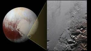 ناسا تنشر صورا ملونة جديدة لبلوتو