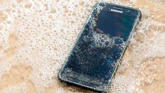 سامسونغ تكشف رسمياً عنGalaxy S7 Active